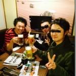 中国輸入の 第一人者山口裕一郎さんと ディナーに行ってきました。